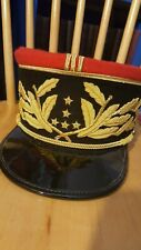 New listing France French Military Army Field Marshal General repro kepi cap hat size 58/59