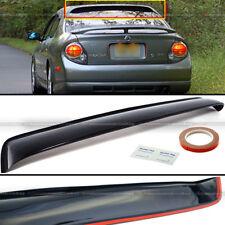 For 00-03 Nissan Maxima Rear Window Roof Sun Rain Shade Vent Visor Spoiler