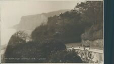 Real photo Shanklin knock cliff judges 707
