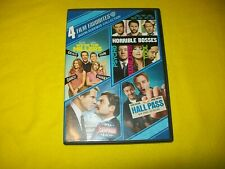 WE'RE THE MILLERS HORRIBLE BOSSES HALL PASS & THE CAMPAIGN DVD SUDEIKIS