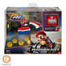 MARIO HOT WHEELS AI MARIOKART INTELLIGENT RACE SYSTEM CAR BODY & CARTRIDGE SET