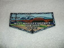 2004 46 YEARS WEST WHALLEY DISTRICT