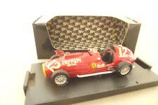 Brumm Models 1952 Ferrari 375 F1 Grand Prix Racing Car Diecast Model
