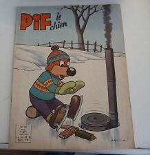 PIF GADGET VAILLANT --->   PIF LE CHIEN    N°  70     *****  MAR10