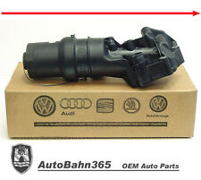 New Genuine OEM VW Oil Filter Housing 2.5 Jetta Beetle 2006-2010 MK5 07K115397D