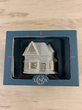 Lenox Porcelain 1992 Village Sweet Shop Christmas Tree Ornament 24k gold