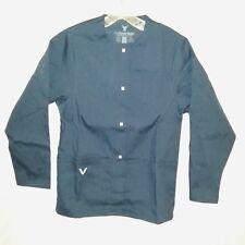 987442abdac MyGuardian Vestex Unisex Mens/Womens Navy Blue Warm-up Scrub Jacket Size 3XS