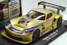 FLY 99053 PORSCHE MARCOS LM600 PLAYBOY PLAYMATE 99' NEW 1/32 SLOT CAR IN DISPLAY