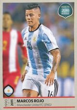 278 MARCOS ROJO ARGENTINA STICKER ROAD TO RUSSIA WORLD CUP 2018 PANINI