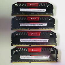 32GB (4 x 8GB) DDR3 2400Mhz CORSAIR VENGEANCE Pro  (CMY16GX3M2A2400C11R)