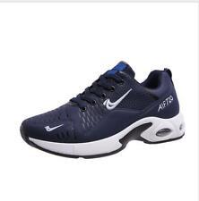 Para Hombre Casual Con Cordones Caminar Correr Deportes Gym Trabajo Zapatillas Zapatos Talla