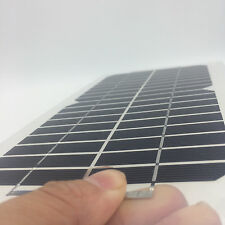 Solar panel Portable charger 5.5 Watt 12v  for sommer and winter outdoor car