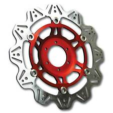 EBC Front Red Vee Rotor Brake Disc For Suzuki 2000 TL1000R Y