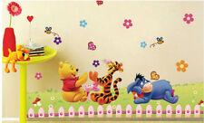 Wandtattoo Winnie Pooh Wandsticker Wandaufkleber Kinderzimmer Baby Disney wp992