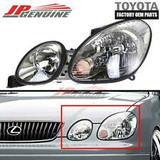GENUINE LEXUS GS300/400/430 OEM NEW (LH) DRIVER SIDE HEAD LIGHT LAMP 81170-3A472