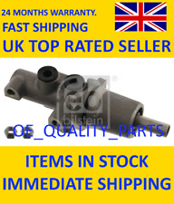 Brake Master Cylinder Pump 25.4 45972 FEBI for Mercedes-Benz