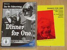 DVD + Buch - Der 90.Geburtstag oder Dinner For One - NDR