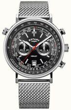 Rotary Man's Watch Chronograph Bracelet GB05235/04 RRP £199.00