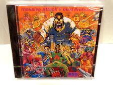 MASSIVE ATTACK  -  NO PROTECTION  -  MIXES BY MAD PROFESSOR - CD 1995  SIGILLATO