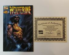 WOLVERINE #125 DYNAMIC FORCES EXCLUSIVE COVER  VARIANT SIGNED BY JAE LEE VF/NM