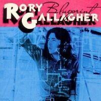 RORY GALLAGHER - BLUEPRINT CD +++++++++++10 TRACKS++++++++NEU
