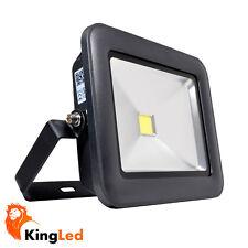 Faro Led Proiettore 30W Illuminazione 120° IP65 Luce Naturale 4000K Linea 0982