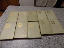 1892 THE NOVELS OF JANE AUSTEN in 10 Volumes