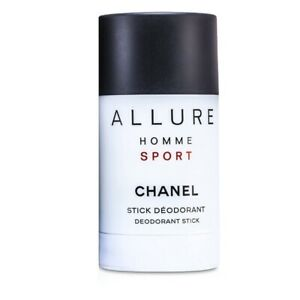 Chanel Allure Homme Sport Deodorant Stick 75ml Men's Perfume