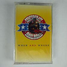 Confederate Railroad Cassette When and Where