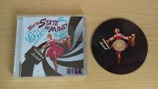 Twisted State Of Mind : RISE CD Single Hand Signed by all 3 members of the band