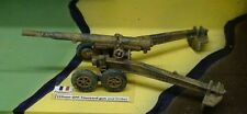 EWM FreGun17 1/76 Diecast WWII French 155mm GPF-Touzzard Gun and Limber