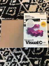 Microsoft MS Visual C++ Version 5.0 Professional Edition Windows 95/NT