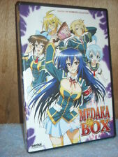 Medaka Box: Complete Collection (DVD, 2013, 3-Disc Set) anime