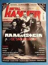 Metal Hammer Juni 2019 Rammstein mit CD+Festivalplaner ungelesen 1A  abs. TOP