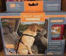 Kurgo L/G Tru-Fit Smart Dog Harness Enhanced Strength v3, for Cars, Walking
