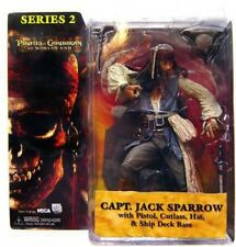 At World's End Series 2 Captain Jack Sparrow Action Figure [No Coat]