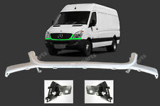 Mercedes Sprinter Front Grille Holder Support Panel + Bracket White  2006-2014