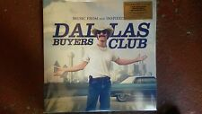 Dallas Buyers - Original Soundtrack - Limited Numbered Vinyl/LPGold/ Blue - New