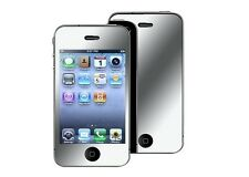 Premium Mirror Screen Protecter for iPhone 4S / 4G w/ Link Cleaning Cloth