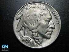 1937 D 3 LEGGED ERROR Buffalo Nickel  --  MAKE US AN OFFER!  #B4913