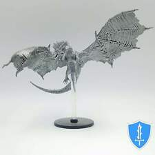 Silver Dragon - Tyranny of Dragons #42 D&D Rare Miniature