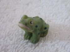 Miniature Doll House Frog 1:12 Scale