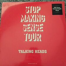 TALKING HEADS 'STOP MAKING SENSE TOUR' 2 X 180 GRAM VINYL LP - NEW / SEALED