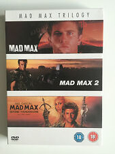 Mad Max Trilogy DVD