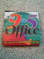 001 The Nine to Five Office For Mac Software 9 to 5 Unused VTG 3.5 Floppy 1992