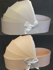 Luxurious cute new born baby cot shaped storage gift hamper flower keepsake box