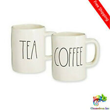 Rae Dunn by Magenta Tea and Coffee Mugs Rae Dunn inspired Cups Ceramic cups Mug