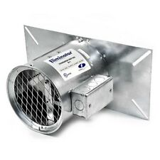 Eliminator Foundation Vent Fan 110V Air Crawl Space Ventilation Exhaust EL-1