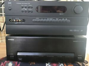 NAD T773 Home Theatre Amplifier 7.1