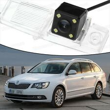 CCD Car Camera Rear View Reverse Backup Parking for Skoda Superb Combi 2013-2015